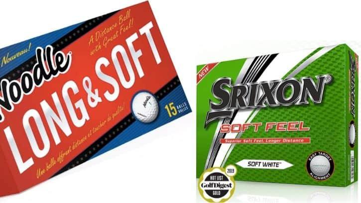 Best Distance Golf Ball For Slow Swing Speeds