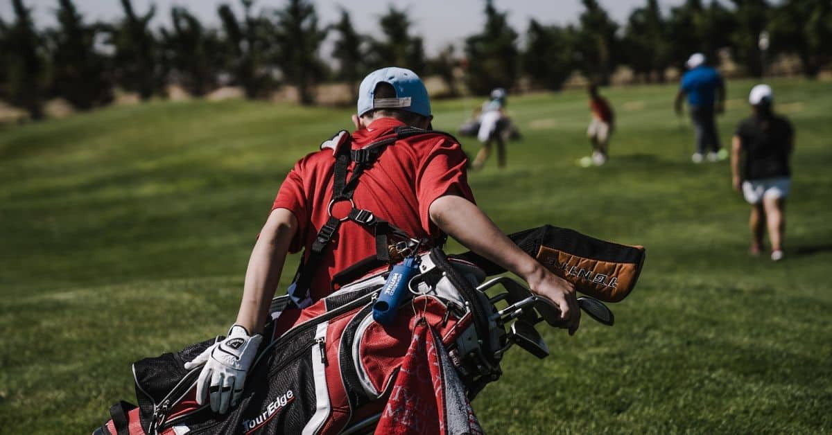 Average Golf Score By Age